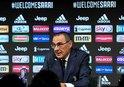 Juventus'ta Sarri resmi imzayı attı