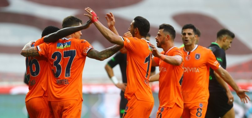 Süper Lig: Konyaspor 1-2 Başakşehir | MAÇ SONUCU