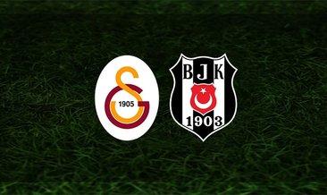 Galatasaray - Beşiktaş maçı saat kaçta ve hangi kanalda?