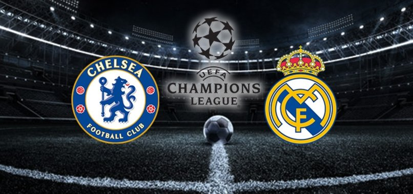 Chelsea - Real Madrid   CANLI
