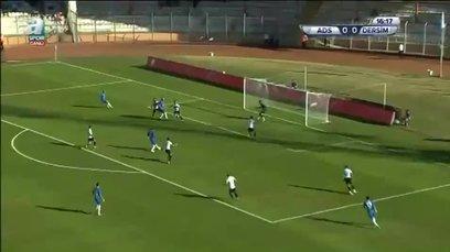 Adana Demirspor 1-0 Dersim 62 Spor
