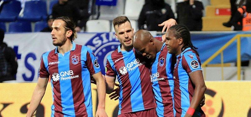 Trabzonspor'da rota Avrupa