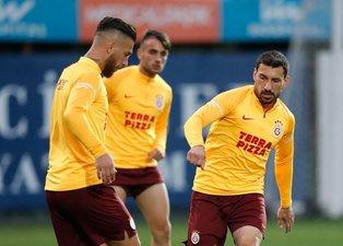 Galatasaray'ın Sivasspor maçı kadrosu belli oldu! 2 eksik..