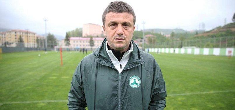 Giresunspor Teknik Direktörü Hakan Keleş A Spor'a konuştu! 44 yıllık özlemi bitireceğiz