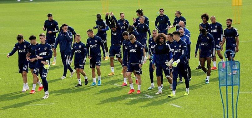 Fenerbahçe'nin Antalyaspor'a karşı imha timi hazır