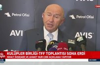 Nihat Özdemir açıkladı! İşte kulüplerin yabancı sınırı talebi
