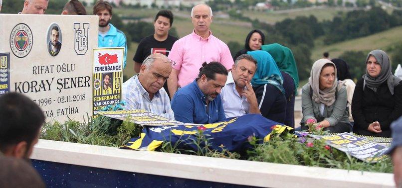 Fenerbahçe Koray Şener'i unutmadı