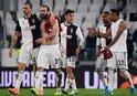 Juventus, Milan'ı tek golle geçti