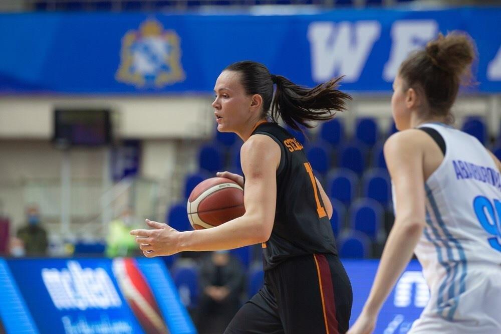 aSpor: Dinamo Kursk 78-76 Galatasaray (MAÇ SONUCU-ÖZET) | FIBA Kadınlar Avrupa Ligi