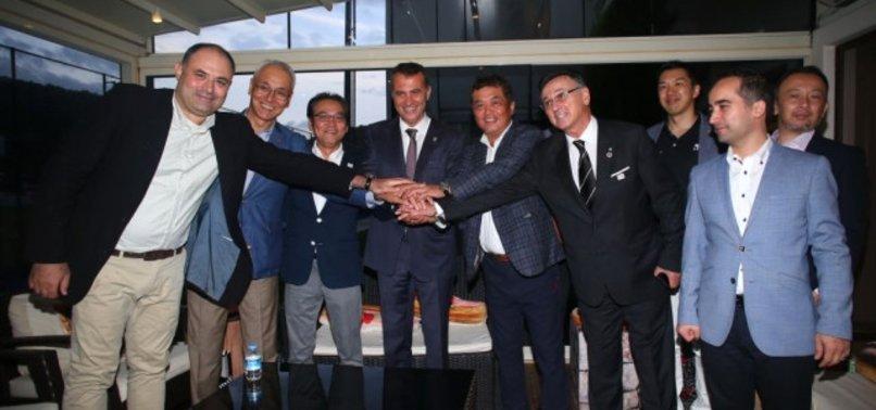 Beşiktaş dev anlaşmayı resmen açıkladı!