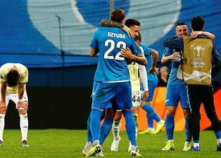 Zenit - Fenerbahçe maçının dış basın yansımaları