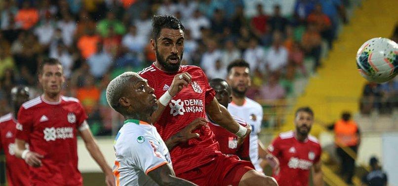 Sivasspor'un deplasmanda yüzü yine gülmedi