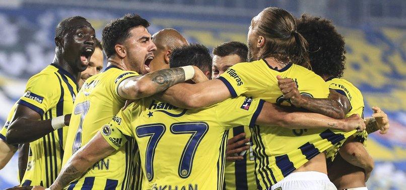 Fenerbahçe'nin deplasman fobisi bitti