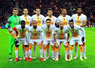 Galatasarayın UEFA Avrupa Ligindeki muhtemel rakipleri!