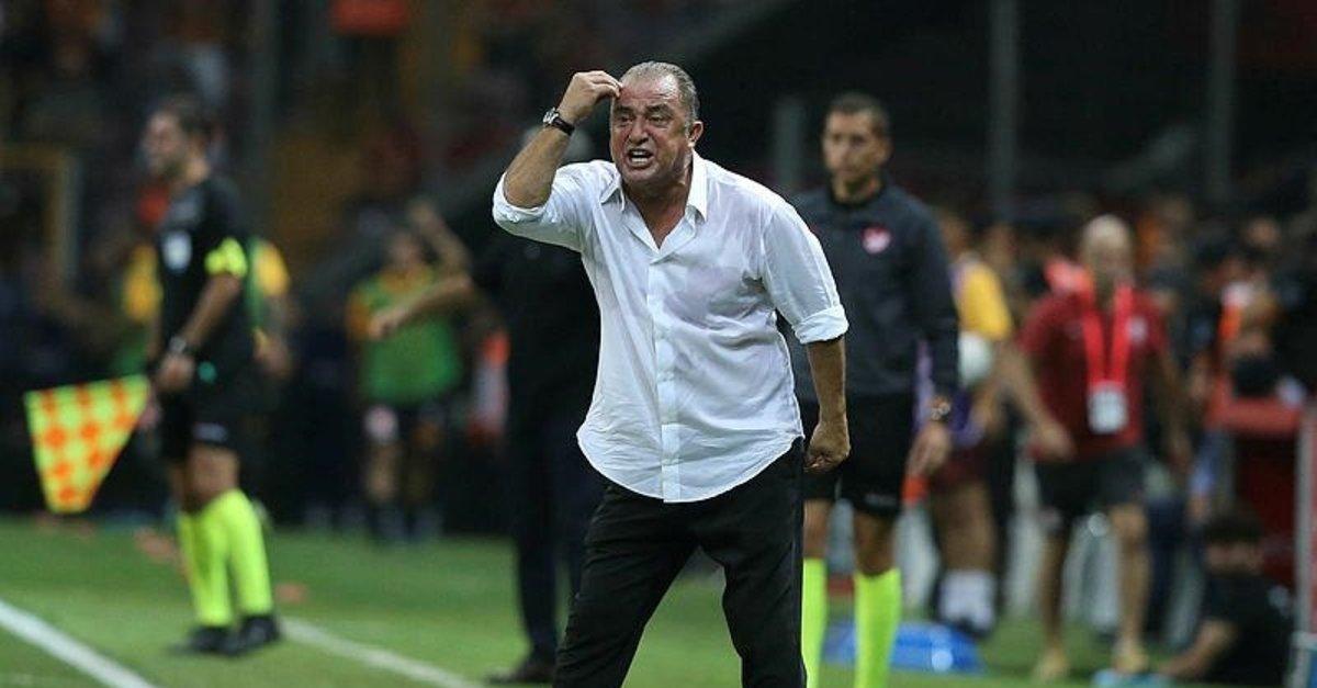 Fatih Terim'e derbi şoku! Fenerbahçe...