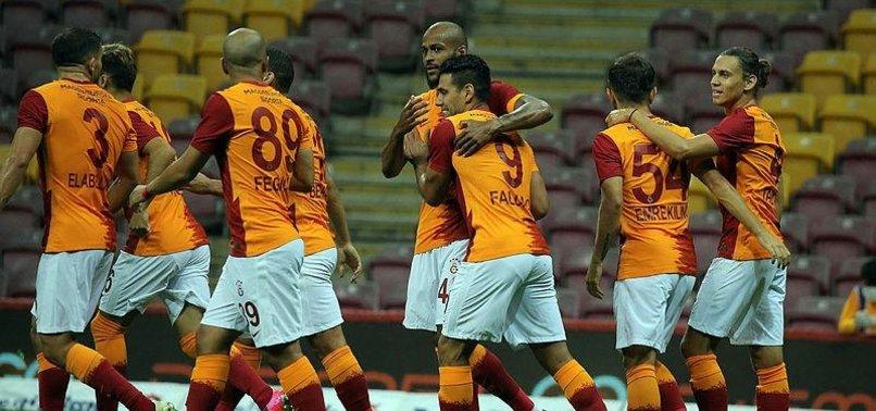 Galatasaray'da tek hedef 3 puan! İşte Fatih Terim'in Alanyaspor maçı 11'i
