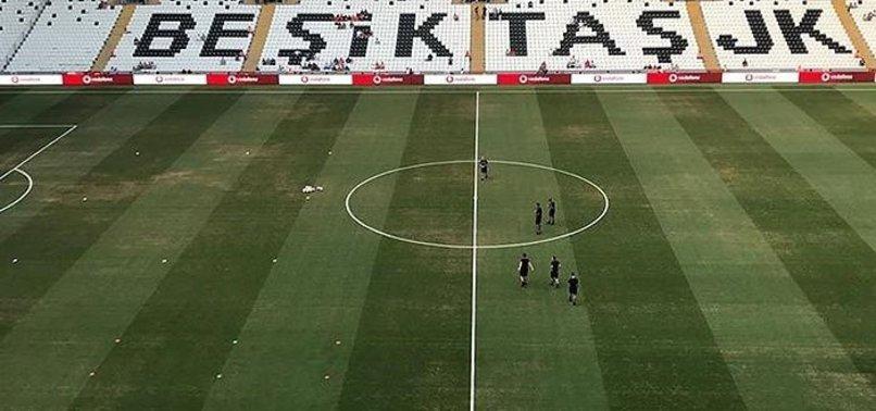Beşiktaş'tan saha zemini açıklaması