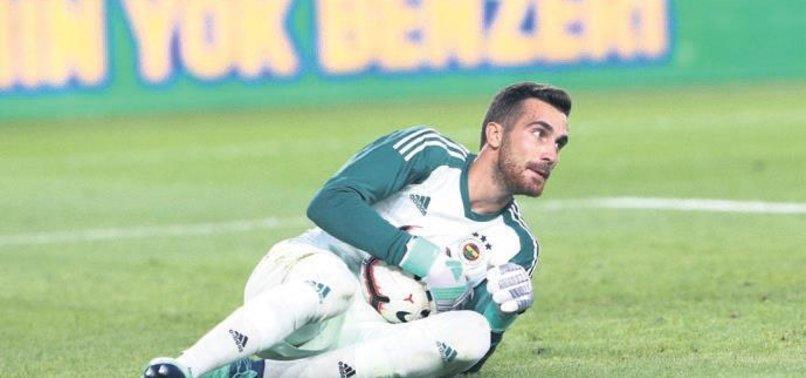 Süper Lig'in en iyisi Harun!