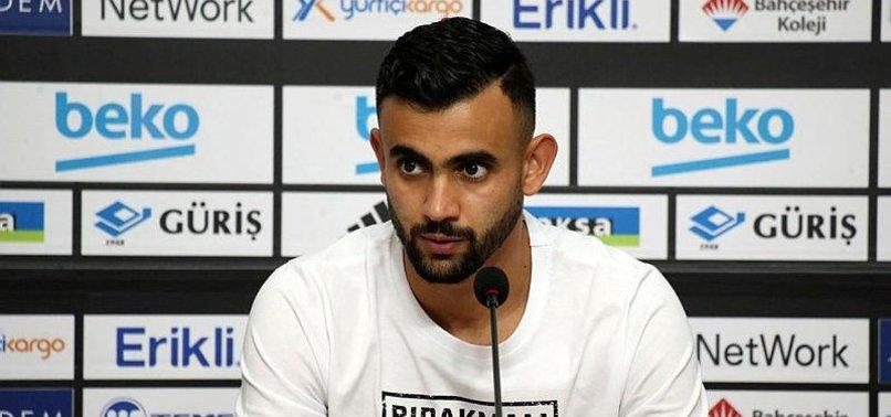 Beşiktaş'ta Ghezzal yüreğini koyuyor