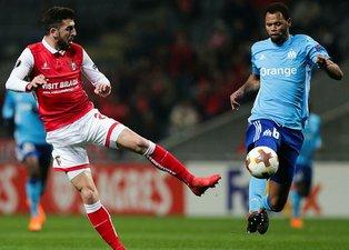 Beşiktaş, Anderson Taliscanın alternatifi olarak Bragada oynayan Paulinhoyu belirledi