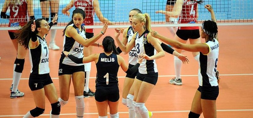 Fenerbahçe Nilüfer Belediyespor'a set vermedi