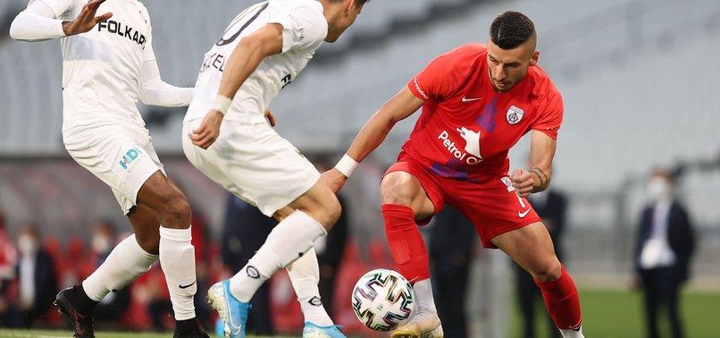 Son dakika spor haberi: Altınordu Altay maçında penaltı itirazları! İşte o pozisyon...