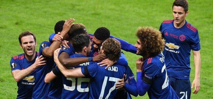 UEFA Avrupa Ligi: UEFA Avrupa Ligi şampiyonu Manchester United