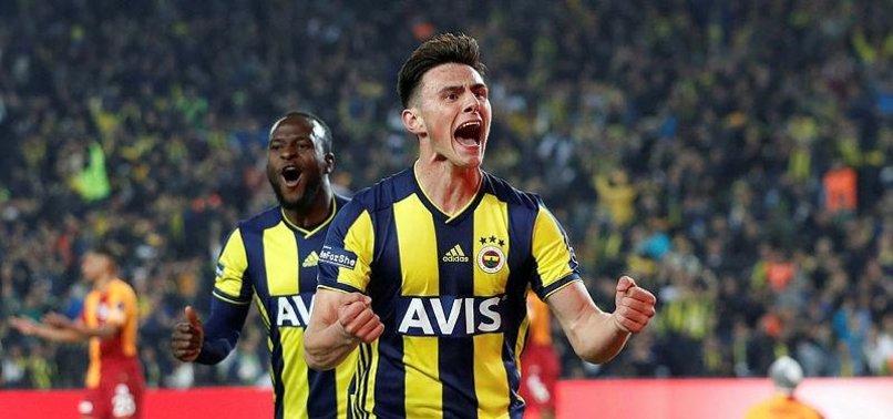 Fenerbahçe'nin parlayan yıldızı Eljif Elmas rekorla gidiyor