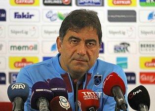 Trabzonspor'da Ünal Karaman: Ağır şartlar bizi zorladı