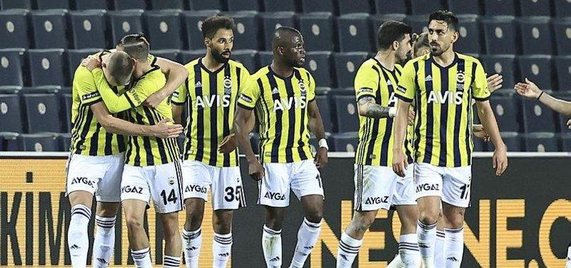 Fenerbahçe 3-2 Kasımpaşa (MAÇ SONUCU-ÖZET)