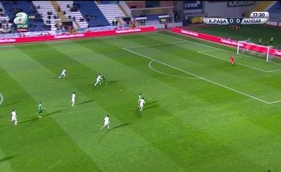Kasımpaşa 0-1 Akhisarspor