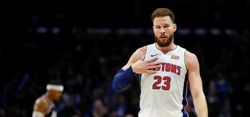 Griffin'den eski takımına 44 sayı