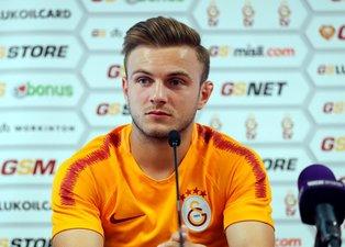 Galatasaray'da sürpriz ayrılık! Portekiz'e gidiyor