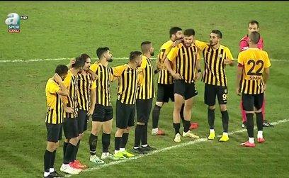 Akhisarspor 2-4 Bayburt İl Özel İdarespor | Penaltılar