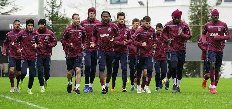 Trabzonspor'da Antalyaspor maçı hazırlıkları