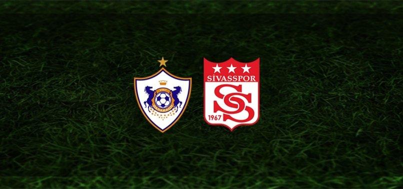 Qarabağ (Karabağ) - Sivasspor maçı ne zaman? Saat kaçta? Hangi kanalda? | UEFA Avrupa Ligi