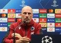 Club Brugge'den Diagne açıklaması