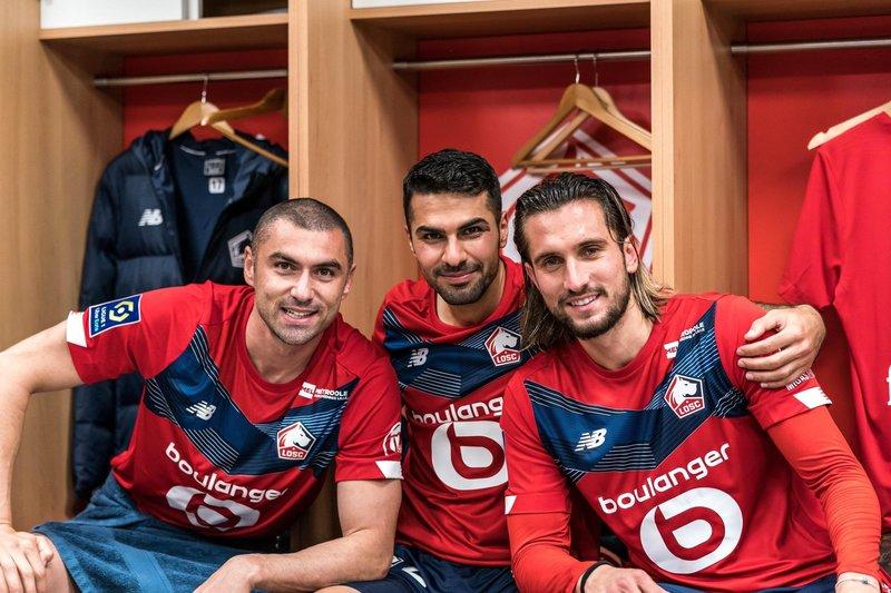 Ligue 1: Lille 4-0 Lens | MAÇ SONUCU - Aspor