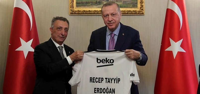 Ahmet Nur Çebi'den Başkan Recep Tayyip Erdoğan'a teşekkür! Spora değer vermesi büyük şans