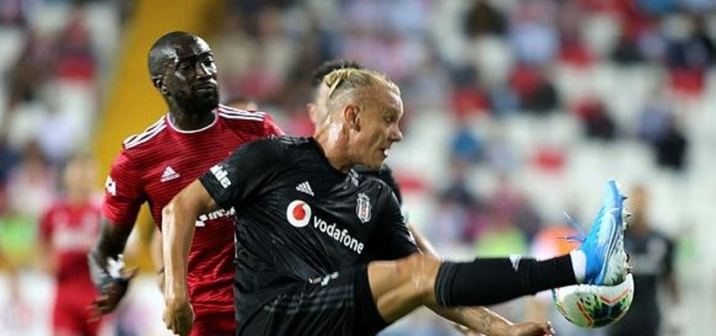 Beşiktaş'ta savunma darmadağın
