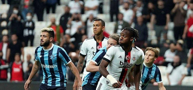 Vodafone Park'ta ilginç anlar! Beşiktaş Adana Demirspor maçında VAR'dan gol kararı çıktı