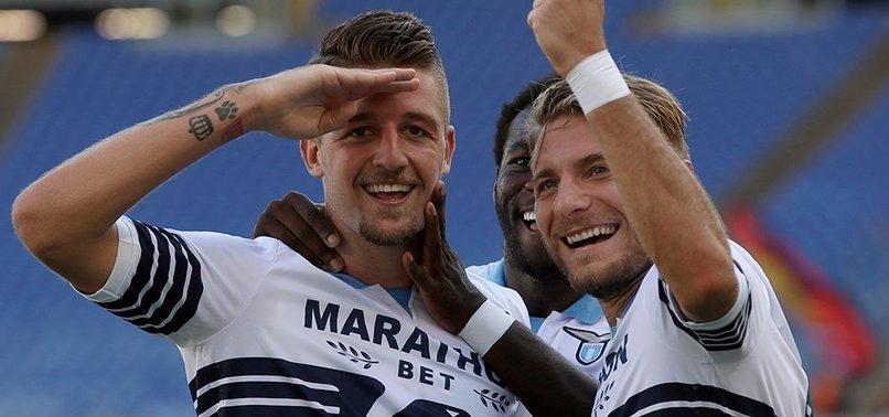 Lazio'da çifte imza! 2023'e kadar...
