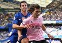 Çağlarlı Leicester Chelsea ile yenişemedi