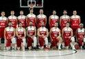 A Milli Erkek Basketbol Takımı, İsveçte