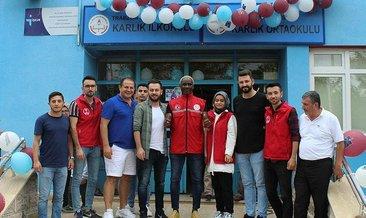 Trabzonluların Yattara sevgisi bitmiyor