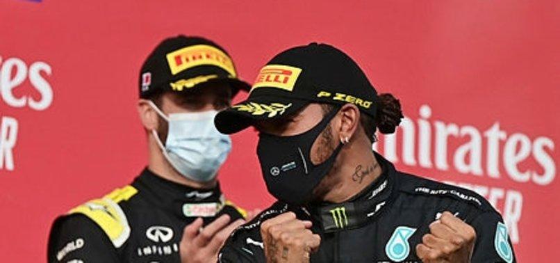 Son dakika: Formula 1'de Mercedes  2020 şampiyonu oldu