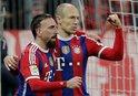 Önce Ribery, şimdi de Robben!