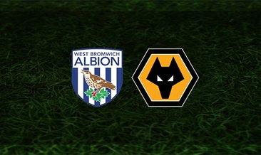 West Bromwich - Wolverhampton maçı saat kaçta ve hangi kanalda?