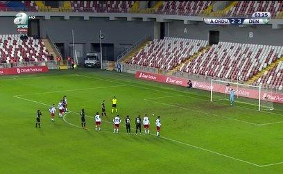 Altınordu 2-4 Denizlispor