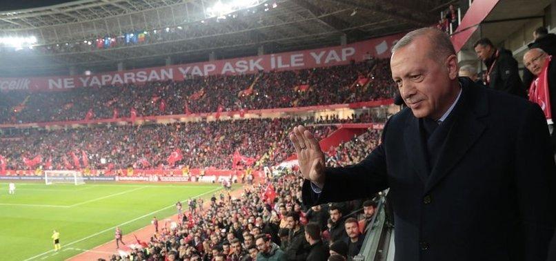 Erdoğan'dan Es-Es'e büyük jest